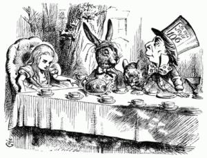 Alice_John_Tenniel_teatime