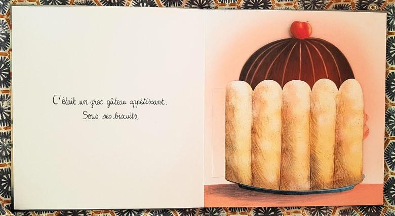 Dans sa valise de Clotilde Perrin